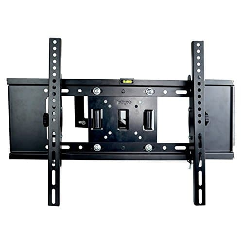 sunydeal articulating full motion tv wall mount bracket for vizio lg samsung tcl sony sharp. Black Bedroom Furniture Sets. Home Design Ideas